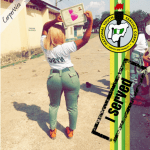 Come See Corper Wee [P.O.P. Special]: @mz_royalty8